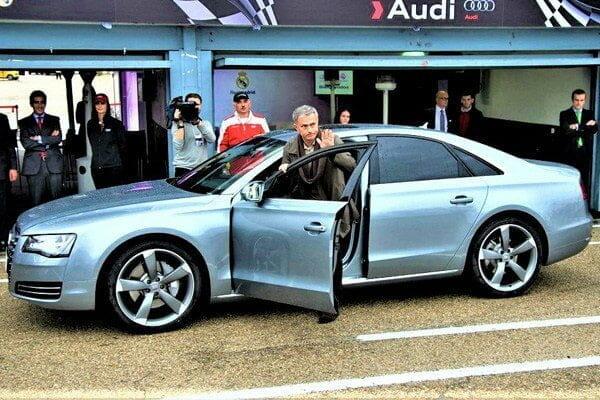 See Jose Mourinho's amazing car collection (photos)