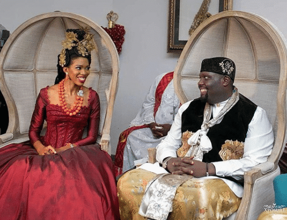 Dangote, Akpabio, others present at Donald Duke's daughter's traditional wedding